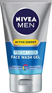 mens face wash; mens face wash gel; mens face cleanser; face wash; gel wash; mens skincare; mens