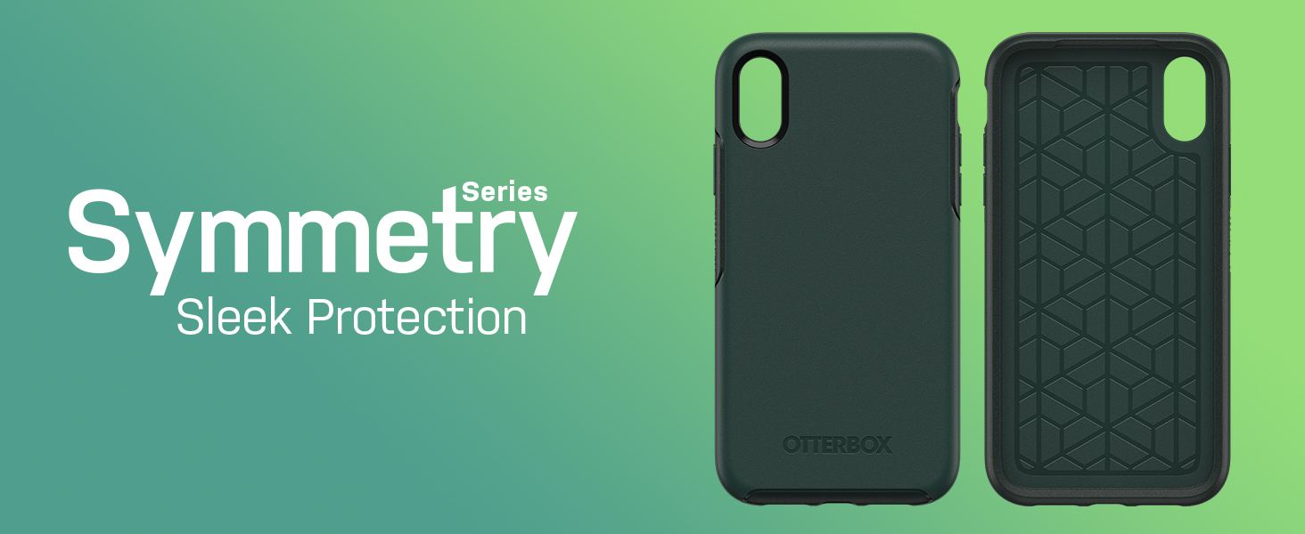 best cheap 13a08 ae0a2 OtterBox SYMMETRY SERIES Case for iPhone Xs Max - Retail Packaging - BLACK