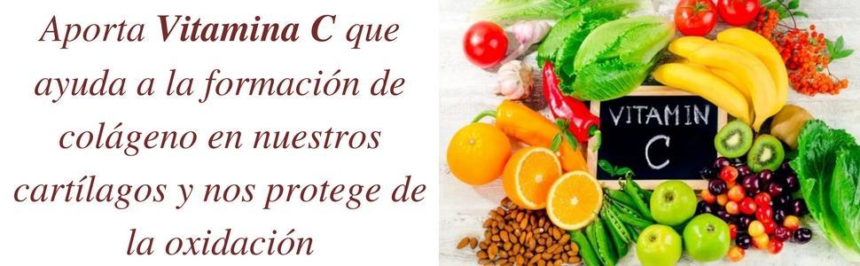 Nutriox Antiox Colagen C, Colágeno Hidrolizado Fortigel - 30 Sobres