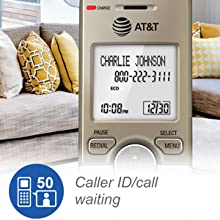 Caller ID Call Waiting