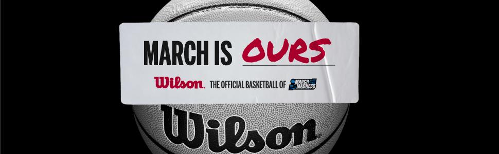 Amazon.com: Wilson NCAA - Balón de baloncesto, Neutral ...