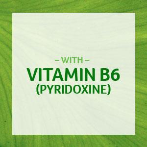 vitamin b6; vitamin b5; vitamin b1; b1; vitamin b yeast; vitamin b12 500 mcg; vitamin b75 complex