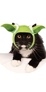 Yoda ears headpiece