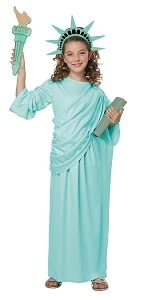 Lady Liberty, Columbia, Statue of Liberty, New York, Ellis Island, Costume, 4th of July, Fourth