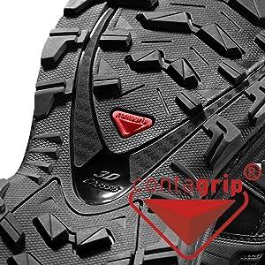 [サロモン] SALOMON トレッキングシューズ XA PRO 3D ゴアテックス 防水 登山靴
