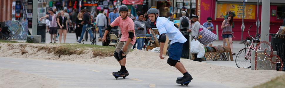 RazorX - Ripstick, Eletric Skateboard