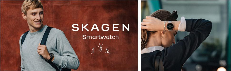 skagen unisex smartwatch skt5000 amazoncouk watches