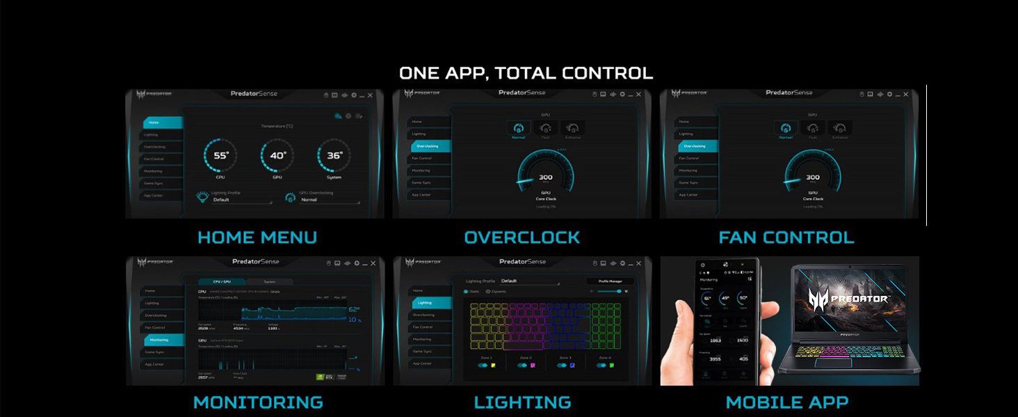 """Máy tính chơi game Predator 17,3 """"i7 NVIDIA RTX thế hệ thứ 10 Acer Amazon Choice ROG MSI ASUS DELL"""