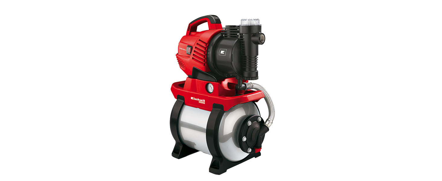 430 Watt, 9000 L//h Einhell Klarwasserpume Pumpe GE-SP 4390 N-A LL ECO