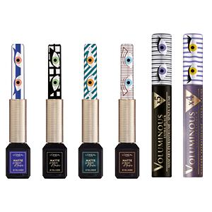 basta uno sguardo, collezione, make up, loreal, loreal paris, trucco, eyeliner, mascara