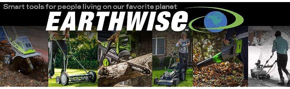 Earthwise Logo Banner