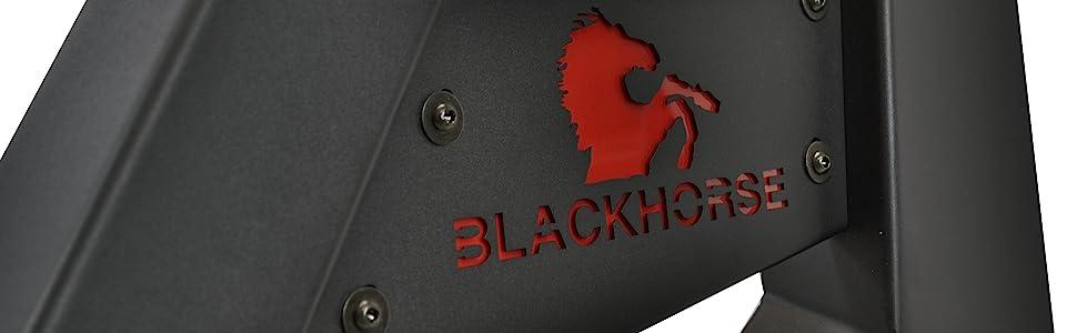 Black Horse logo