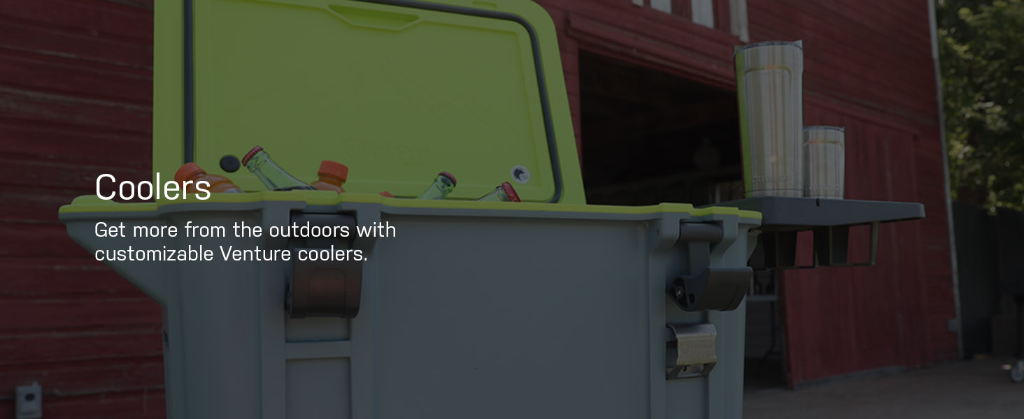 yeti, yeti cooler, otterbox, otterbox cooler, otterbox venture cooler, igloo, igloo cooler