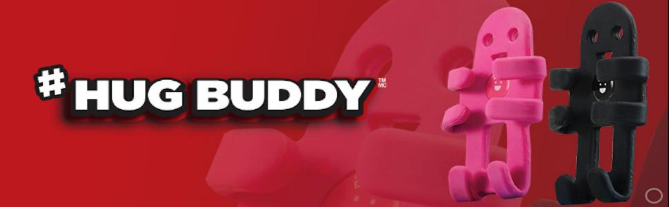 #Hug Buddy Banner