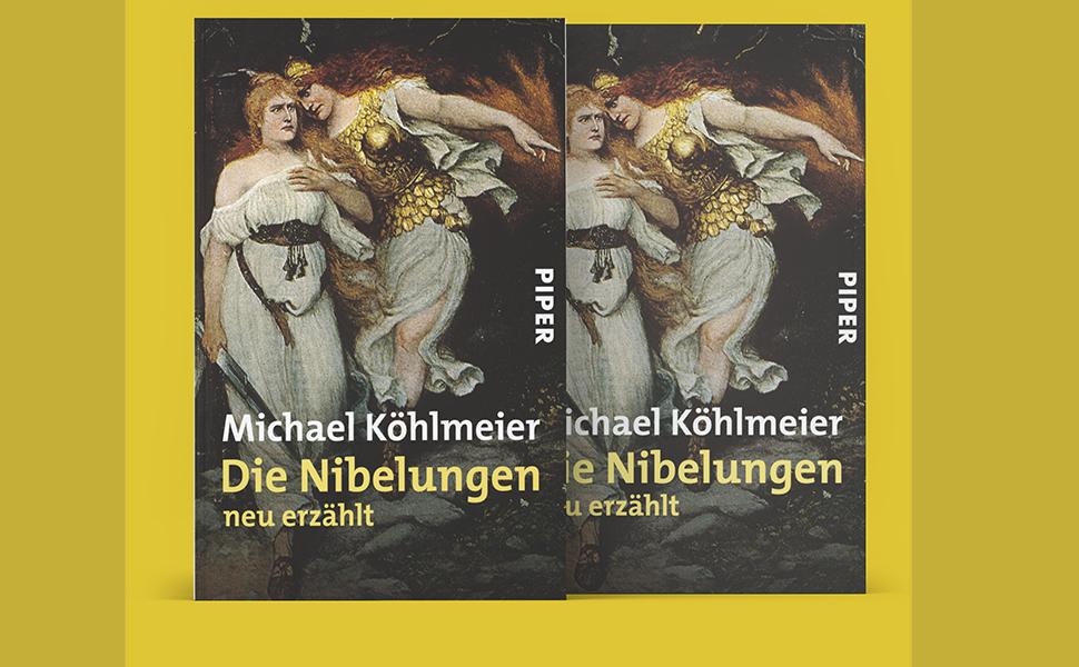 Nibelungensage Buch