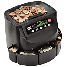 Amazon Com Cassida C200 Coin Sorter Counter And Roller