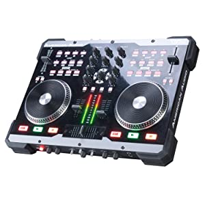 Amazon.com: American Audio VMS2 DJ – controlador MIDI ...
