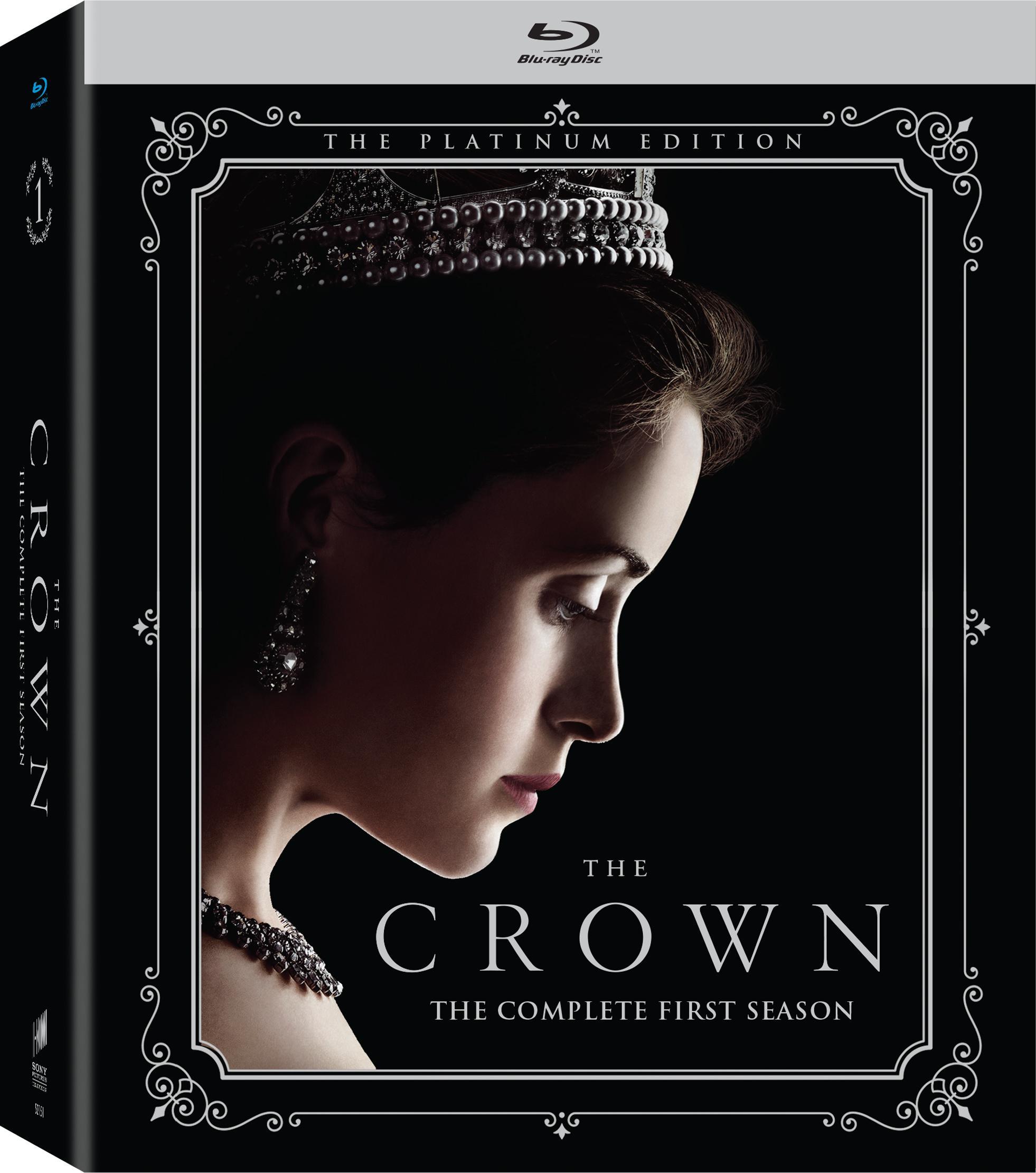 Amazon.com: Crown, the - Season 01: Claire Foy, Matt Smith ...