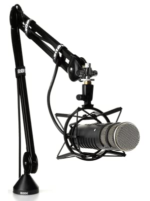 Amazon Com Rode Procaster Broadcast Dynamic Vocal Microphone