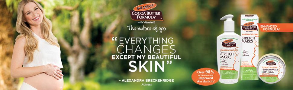 Everything Changes Except My Beautiful Skin - Alexandra Breckenridge