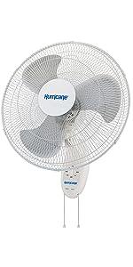 wall-mounted fan, wall fan, 18 inch wall fan, household fan, home fan, indoor gardening fan
