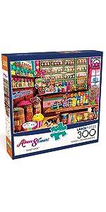 Sweet Shop - 300 Large Piece Jigsaw Puzzle