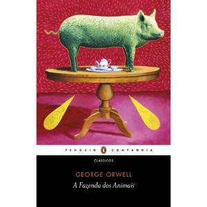 a fazenda dos animais; a revolução dos bichos; 1984; orwell