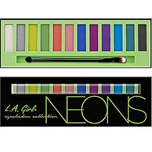 la girl neons eyeshadow palette