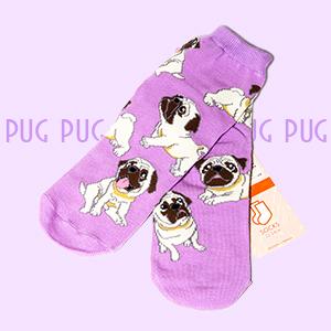 ペットラバーズ パグ pug 靴下 socks