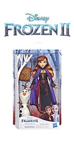 disney frozen 2 doll; singing anna doll;; anna toy singing the next right thing; Disney frozen toys