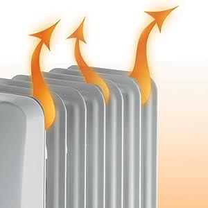 column heaters