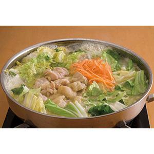 とり野菜鍋の作り方