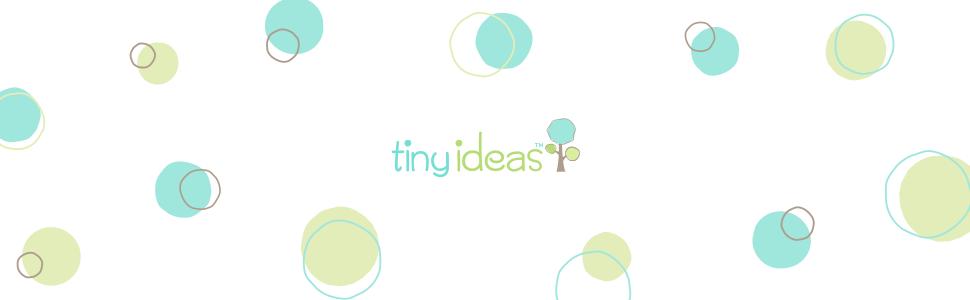 Amazon.com: Tiny Ideas Photo Sharing Edad bloques, Azul: Baby