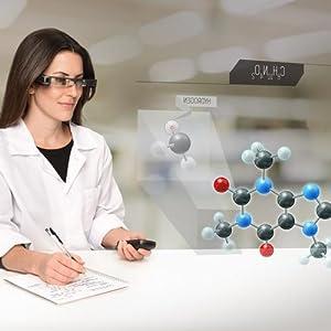 Amazon.com: Moverio BT-300 Smart Glasses (AR/Developer