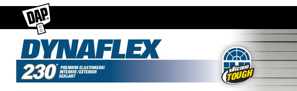 DynaFlex 230 Premium Elastomeric interior exterior sealant