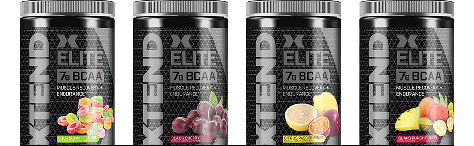 Xtend Elite BCAA Powder