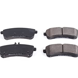 brake pads, powerstop, ceramic brake pads, z17 brake pads
