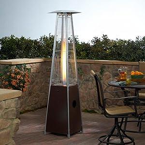 Amazoncom AZ Patio Heaters Patio Heater Quartz Glass Tube in