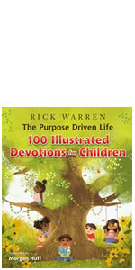 purpose, PDL, Rick Warren, Purpose Driven Life, life, identity, devotional, kids, illustrated