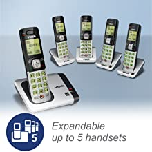 expandable to 5