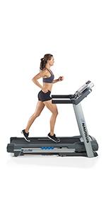 Nautilus Treadmill Cardio Home Fitness Workout Running Run Performance Training Workou