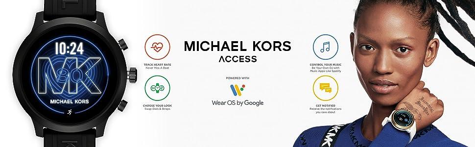 Michael Kors Access Fall campaign