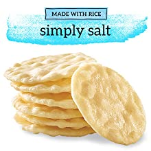 Good Thins Made With Rice Simply Salt