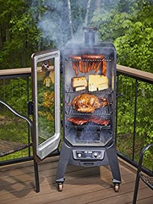 grill, pit boss, pit boss smoker, pellet smoker, meat smoker, outdoor cooking, camping, chef, pb