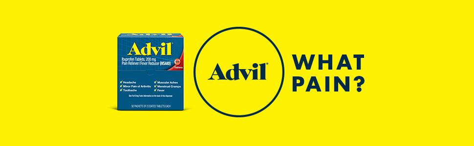 advil what pain