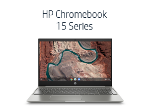 HP Chromebook 15 Series