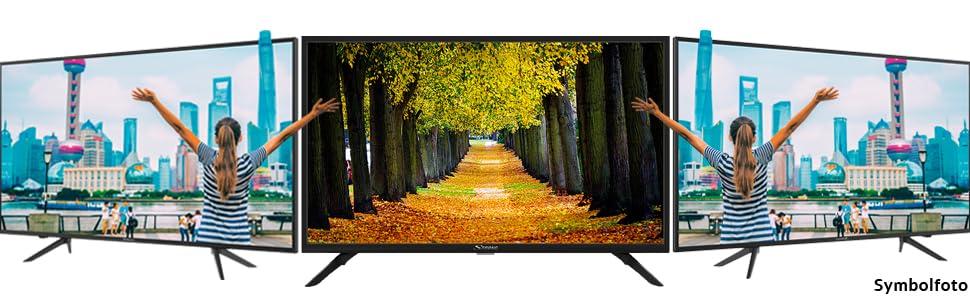 Strong SRT 32HB3003 Televisor LED HD 80cm 32 Pulgadas (HD Ready ...