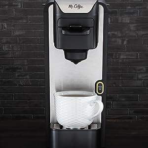 coffee maker, single cup coffee maker, k cup coffee maker, single serve coffee maker