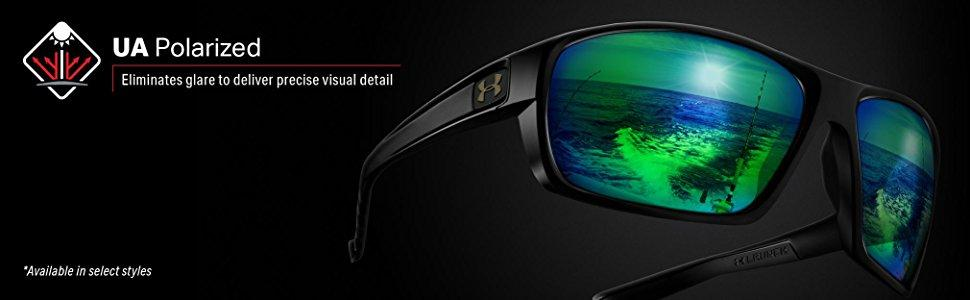 8e624b9f7c92 Amazon.com: Under Armour Zone 2.0 Satin Black Frame, with Black ...