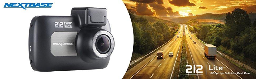 Nextbase 212 Full Hd 1080p Dashcam Überwachungs Und Elektronik